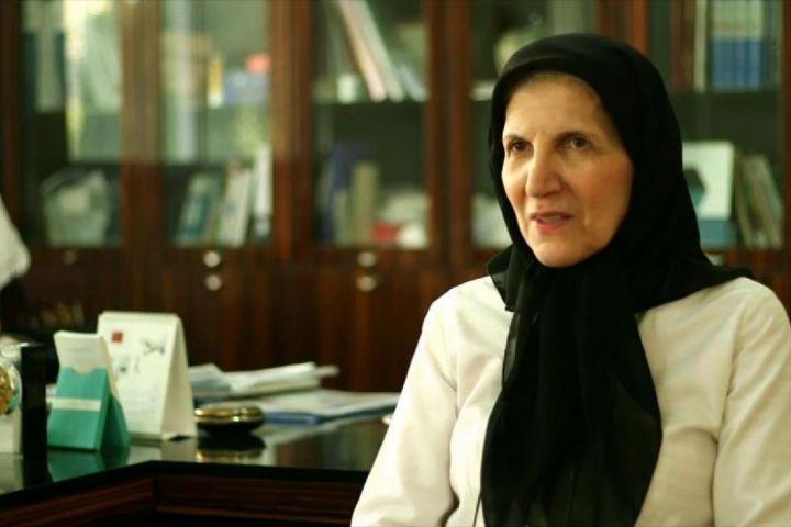 بانوی مخترع پوشش پلیمری زخم، مهمان مهربانوی رادیو تهران