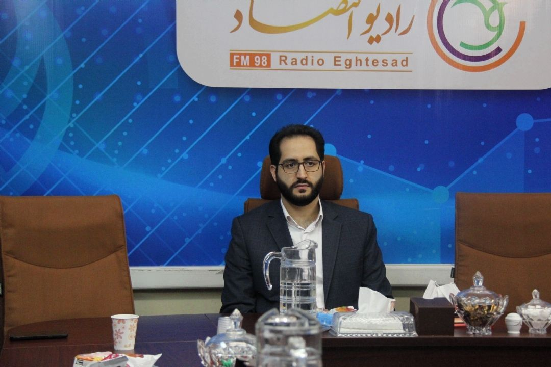 جلسه مدیران پخش رادیو اقتصاد
