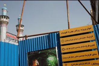 افتتاح زیرگذر غربی چهار راه گلوبندك در هفته های آتی