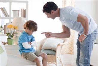 رفتارهای اشتباه والدین و اثرات مخرب آن در كودكان