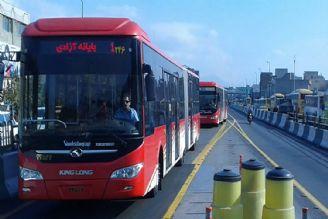 جانمایی ایستگاه های اتوبوس در پایتخت بر اساس چه معیارهایی است؟