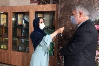 6846 شعبه أخذ رأی در استان تهران/رعایت پروتكل های بهداشتی توسط مردم قابل قبول بوده است