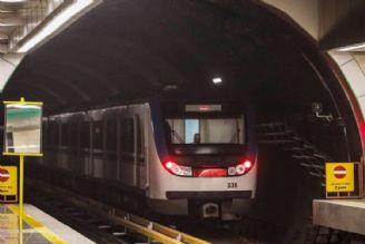 افتتاح عمیق ترین ایستگاه خط 7 متروی تهران به نام مدافعان سلامت