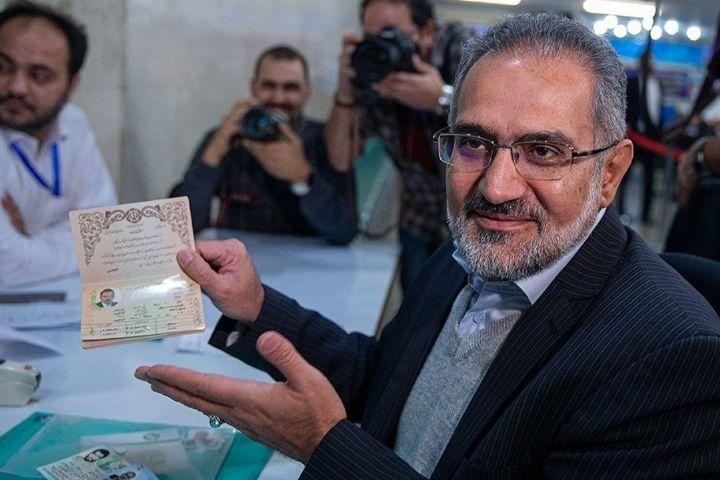 سیدمحمد حسینی: دولت آینده هرچقدر به مردم خدمت كند بازهم كم است+فایل صوتی