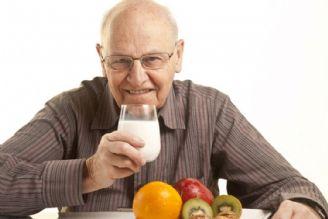 راه های حفظ وزن در دوران سالمندی