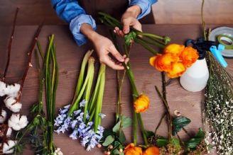 راهكارهایی برای افزایش عمر گل شاخه بریده