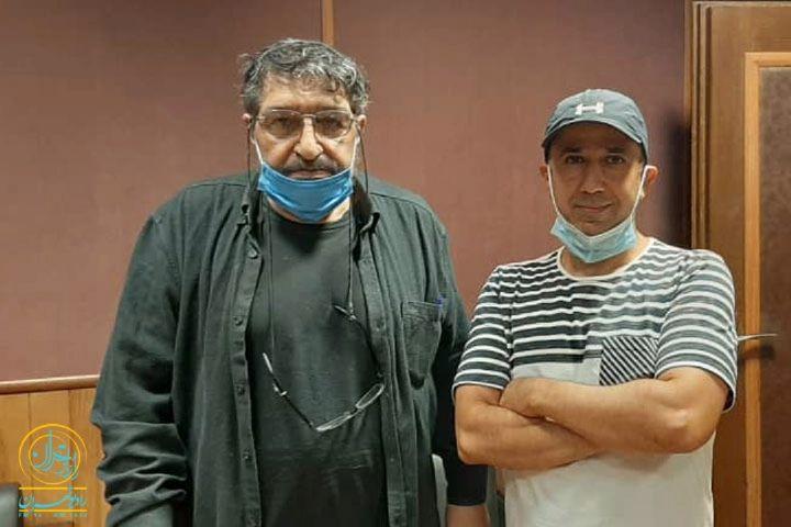میزبانی محمد صالح علا از علی میرمیرانی