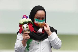 كاروان طلایی پارالمپیك ایران در روز هفتم با درخشش بانوان