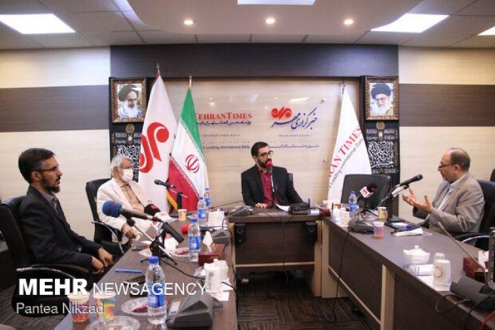 گفتگوی سیاسی   سهشنبه 9 شهریور
