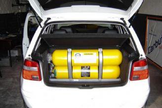 خودروهای گاز سوز چه موقع از سوخت بنزین استفاده كنند؟