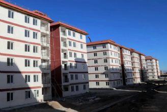 روند اجرای پروژه های مسكن ملی در گزارش بازار تهران