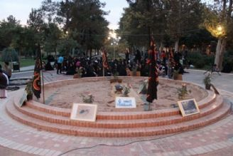 توضیحات شهردار منطقه 17 درباره ماجرای تخریب حرم شهدای گمنام در این منطقه