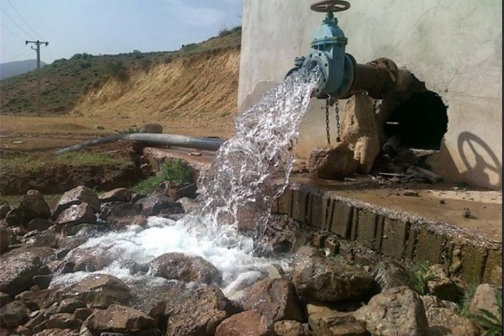 بهره برداری از چاه های آب كشاورزی استان آذربایجان غربی
