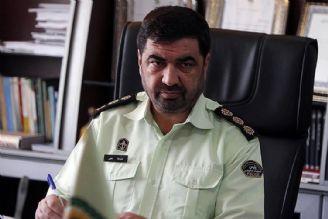 رئیس پلیس آگاهی تهران: 90% از پرونده ها در پلیس آگاهی در حوزه انواع سرقت است