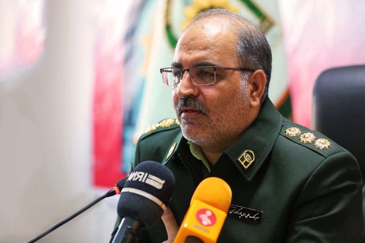 رئیسپلیس امنیت اقتصادی تهران بزرگ: پلیس گمرك تهران راهاندازی میشود+فایل صوتی