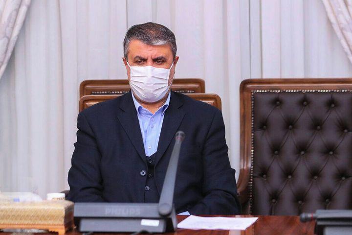 رئیس سازمان انرژی اتمی: مذاكرات هستهای بر اساس تصمیمات و تدابیر دولت انجام میشود+فایل صوتی