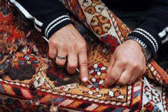 نقش زنان در تولید صنایع دستی بیشتر به چشم می خورد