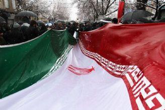 مسیرهای 10گانه راهپیمایی 22 بهمن اعلام شد