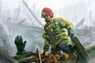 مستمری شهیدان آتش نشان برقرار می شود