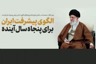 با تحقق این سند طلیعه مبارك تمدن نوین اسلامی ایرانی رخ خواهد نمود