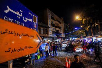 شب های تهران از خیابان سی تیر دیدن كنید +صوت