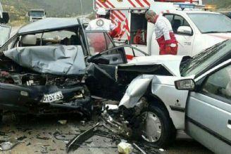 تصادفات جاده ای بحران شناخته می شوند