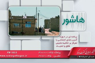 آسیب شناسی محله نقاشان در شهرستان ورامین