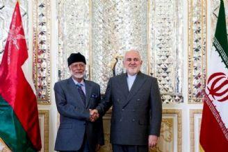 تامین امنیت تنگه هرمز؛ نقطه هدف سفر وزیر خارجه عمان به تهران