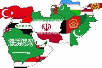 دست دوستی جمهوریاسلامی بر سر كشورهای منطقه تداوم دارد