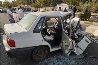 فراوانی تصادفات جاده ای در ایران ناشی از چیست؟