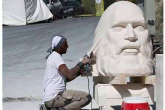 پژوهش حرف اول را در بینال مجسمه سازی امسال می زند