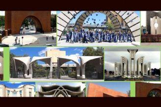 حضور پررنگ دانشگاه های ایران در عرصه جهانی قابل تقدیر است