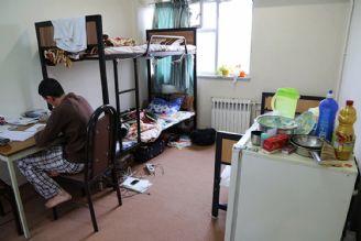 خوابگاه های غیر مجاز بستری برای ایجاد آسیب هستند