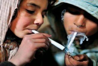 زنگ خطر كاهش سن اعتیاد به دخانیات