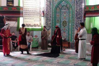 چهاردهمین جشنواره سراسری تئاتر مردمی «بچههای مسجد» در قزوین گشایش یافت