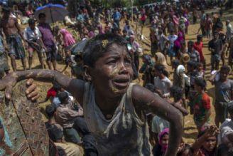 تقاضا برای تحریم میانمار