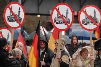 ثبت 187 مورد اسلام هراسی در آلمان در سه ماهه سوم سال جاری میلادی