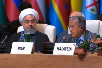 برگزاری اجلاس سران کشورهای اسلامی در کوالالامپور مالزی