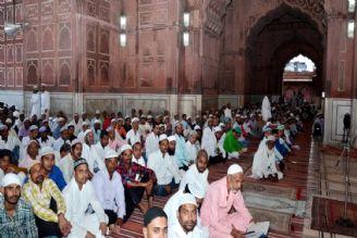 اقامه نماز جمعه در مسجد جامع کشمیر پس از 19 هفته