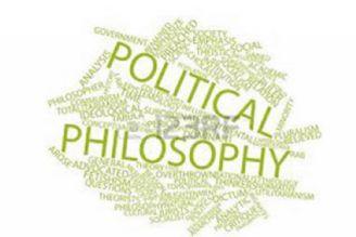 فلسفه سیاست معیاری برای سنجش عقل سیاسی جامعه است