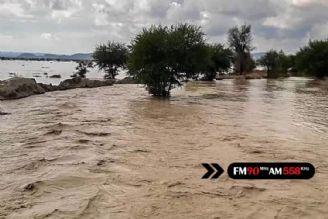 با پایین آمدن آب، سرعت امداد رسانی افزایش یافته است