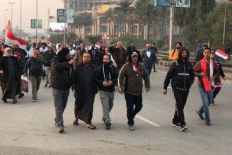 تظاهرات میلیونی عراقیها در بغداد در محكومیت اشغالگری نظامی آمریكا