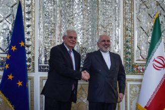 ارزیابی ابعاد سفر مسئول سیاست خارجی اتحادیه اروپا به ایران