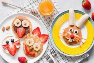 چند پیشنهاد عالی برای صبحانه کودک سلامت نیوز: چند پیشنهاد عالی برای صبحانه کودک