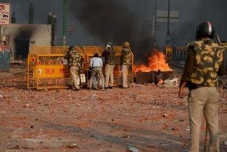 دست سه ابرقدرت جنایتكار در حمله هندوها به مسلمانان هند آشكار است