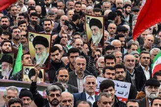 اعتماد بین مردم و حاکمیت یک ایران قوی می سازد