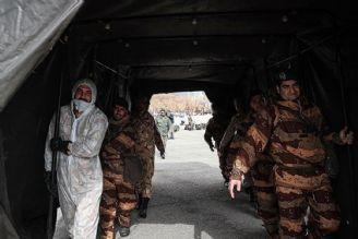 یگان های جنگ نوین ارتش در حال آماده باش در سرتاسر کشور هستند