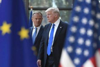 تحلیل حقارت اروپا در مقابل زیاده خواهیهای امریكا