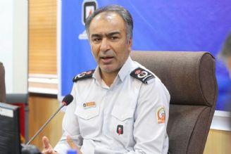 خدمت مومنانه سازمان آتش نشانی به مردم/ کاهش 40 درصدی حوادث تهران