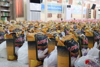 توزیع بیش از 76 هزار بسته معیشتی در استان همدان
